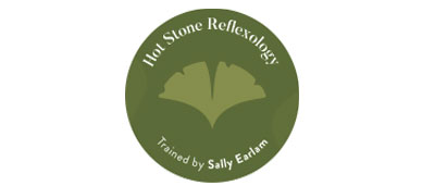 Hot Stone Reflexology logo